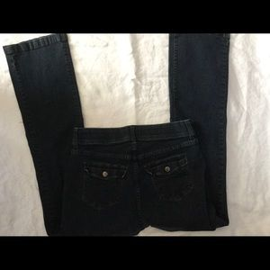 Riders by Lee Comfort Stretch Denim Jeans Size 8M